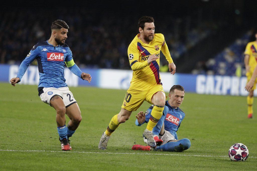 Te traemos el pronóstico y análisis del partido entre el Barcelona vs. Nápoles, en la UEFA Champions League, a celebrarse este 8 de agosto de 2020