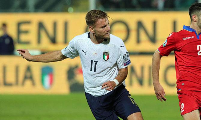 Previa para apostar en el Países Bajos vs Italia