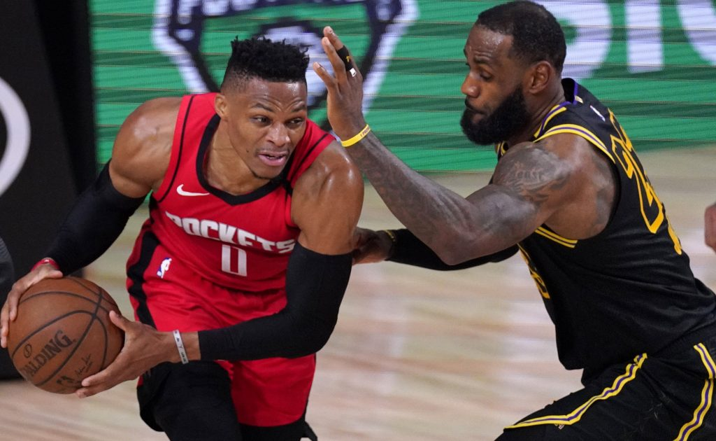 Houston Rockets Vs Los Angeles Lakers Playoffs Nba Apuesta Mx