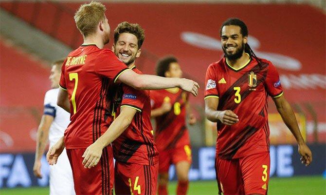 Previa para apostar en el Inglaterra vs Bélgica