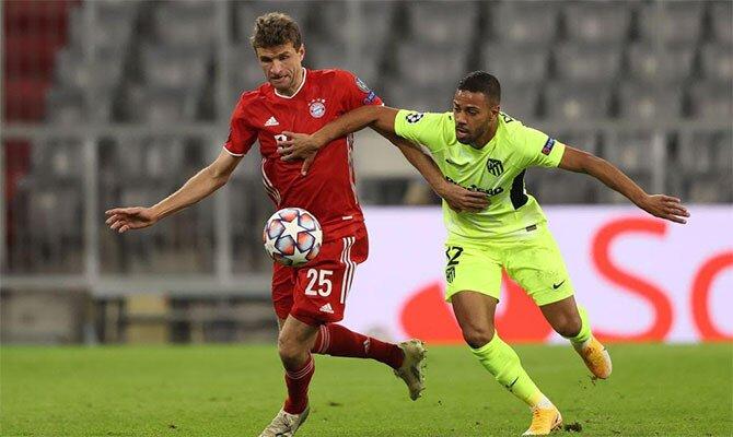 Previa para apostar en el Atlético de Madrid vs. Bayern Munich