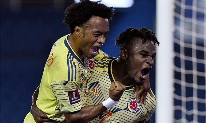 Previa para apostar en el Colombia vs Uruguay