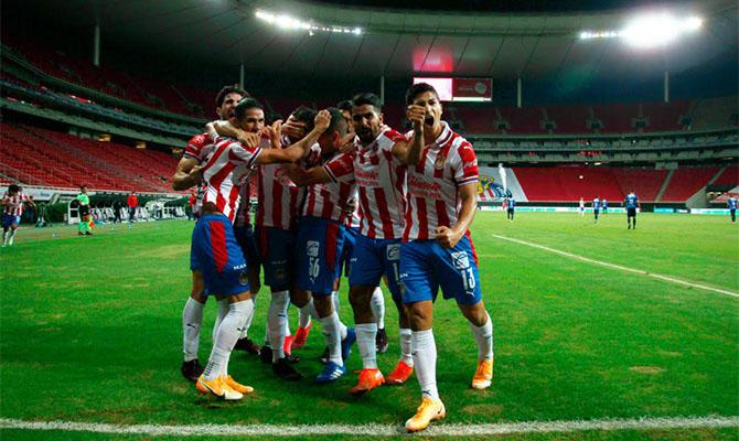 Previa para apostar en el Guadalajara vs Necaxa