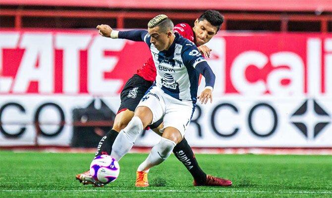 Previa para apostar en el Monterrey vs Tijuana