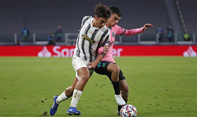 Previa para apostar en el Barcelona vs Juventus