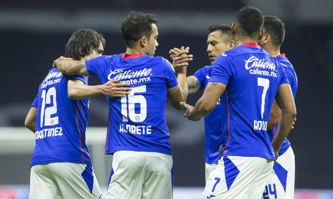 La Máquina tiene una de las mejores ofensivas. ¿Podrán explotar en el Cruz Azul vs Toluca?