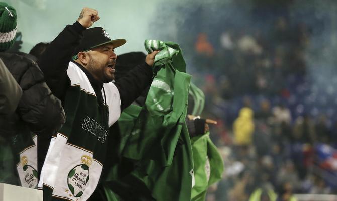 La afición de los Guerreros estarán al pendiente del Santos vs Monterrey de la Liga Mx.