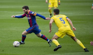 Lionel Messi será el hombre a seguir en el próximo partido de La Liga: Sevilla vs Barcelona.