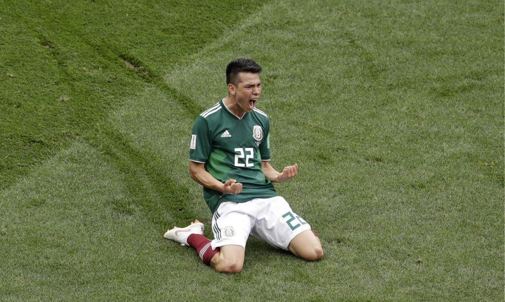 Hirving ?Chucky? Lozano ha tenido un buen año y por ello es la figura a destacar del Gales vs México.