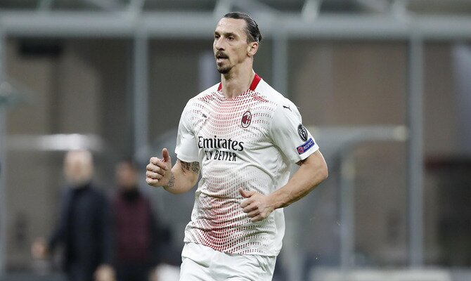 La ausencia de Zlatan Ibrahimovic podría ser importante en el próximo encuentro de la Serie A Milan vs Napoli.