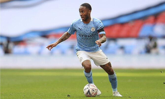 Raheem Sterling es la figura a seguir en la final de la Carbao Cup: Manchester City vs Tottenham.