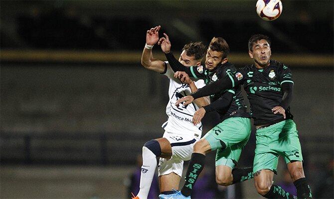 Santos y Puebla buscarán superar las semifinales de ida del Guardianes 2021 de la Liga Mx.