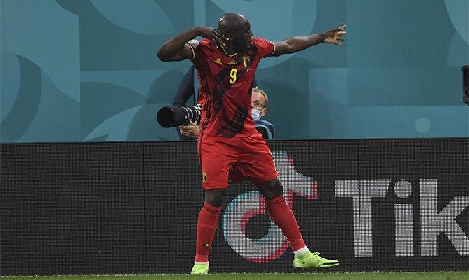 Romelu Lukaku buscará anotar en el Bélgica vs Italia de los cuartos de final de la Euro 2020.