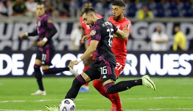Héctor Herrera es el elemento a seguir en la final de la Copa Oro 2021: Estados Unidos vs México.