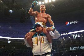 El título de la FIB en la MGM Arena de Las Vegas lo disputarán Saúl Canelo Álvarez vs Caleb Plant.